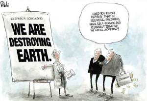 CSR-ul si Politica
